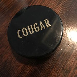 Cougar Face and body shimmer