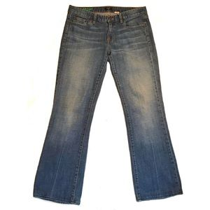 J. Crew Factory Stretch Bootcut Jeans