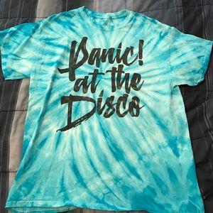 Panic! At The Disco Band Tee