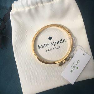 Kate Spade Bowtie bangle
