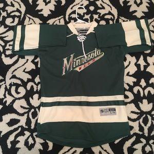 Minnesota Wild Zucker jersey