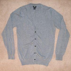 Gray H&M Cardigan size Small