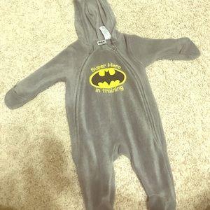 Other - 0/3 Month Batman Sleeper
