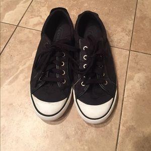 Coach Black Sneakers