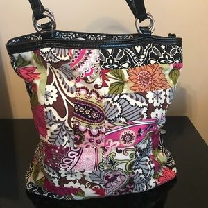 Vera Bradley retired prints bag