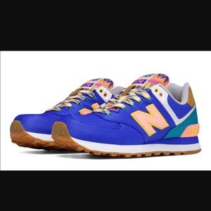New Balance 574 Weekend Expedition, Pacific Blue