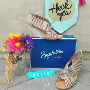 Stylish Wedges by Seychelles