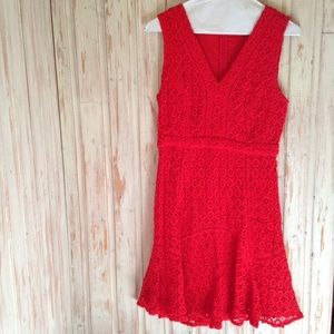 Crocheted Dress from Anthropologie
