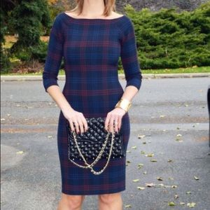 Gorgeous plaid dress