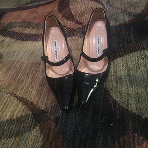 MANOLO BLAHNIK heels 👠