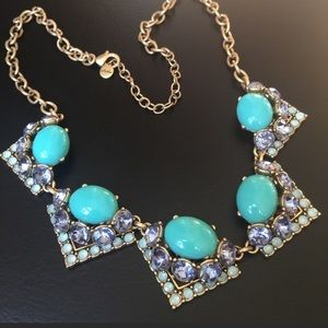 Stella and Dot Rory necklace.