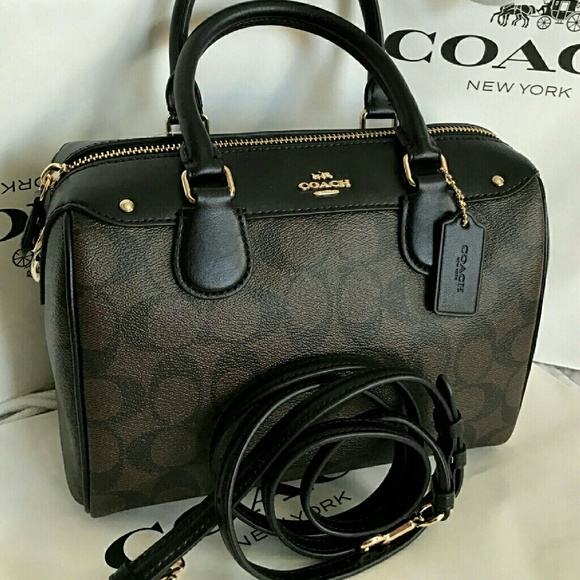 Coach Handbags - AUTHENTIC Coach GORGEOUS Mini Handbag