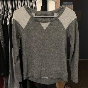 Women's tshirt sweater