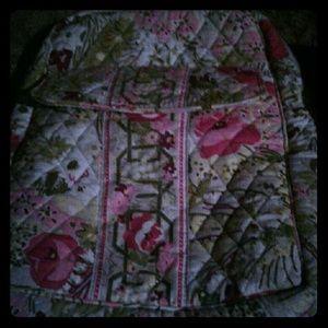 Vera bradley book bag