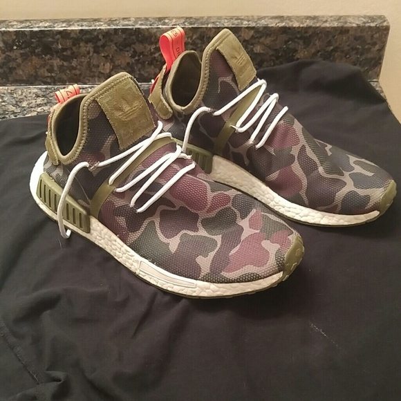 ad95075bd adidas Other - Adidas NMD Xr1 duck camo custom
