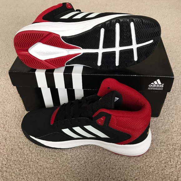 d82feb64f7e adidas NEO CLOUDFOAM ILATION MID BASKETBALL SHOES NWT