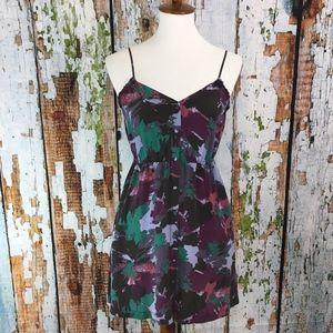 Ecote Multicolored Silk Dress