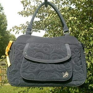Quilted Vera Bradley Bag