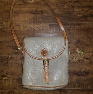 80s Vintage Dooney&Bourke AWL 'Field' bag