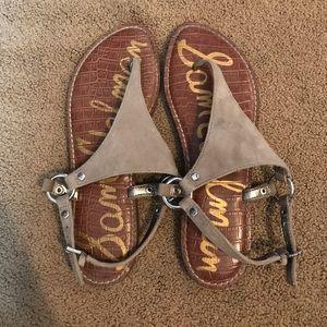 Barely worn Sam Edelman sandals!