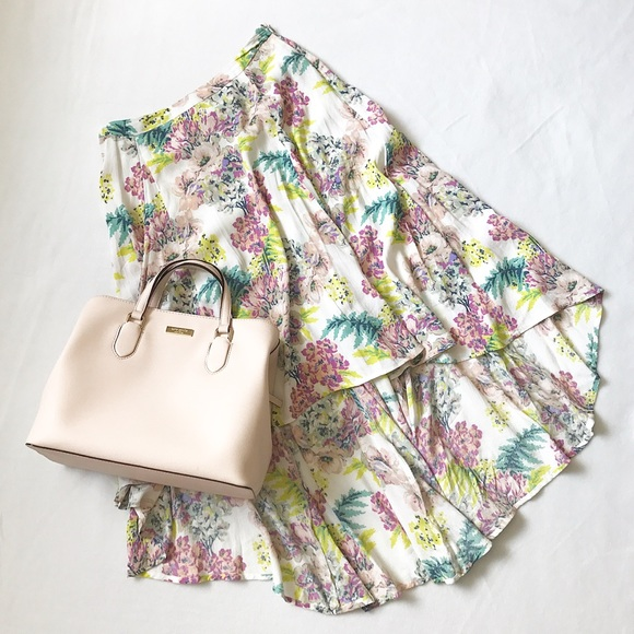 Anthropologie Dresses & Skirts - floral skirt