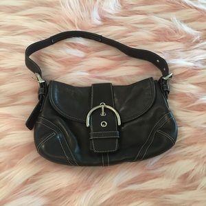 Small Black Coach bag