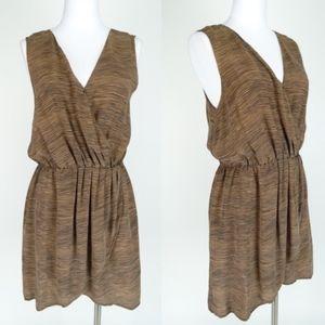 Joie Sleeveless Silk Dress