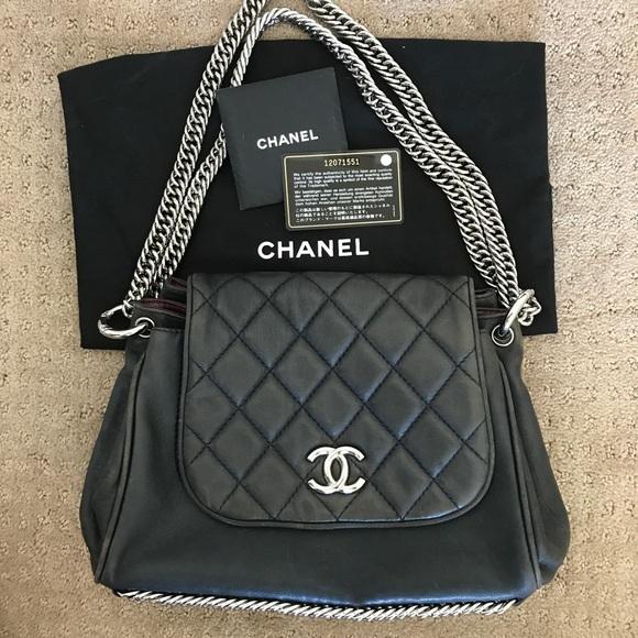 0f9524e4fccc8e CHANEL Bags | Authentic Accordion Flap Bag | Poshmark
