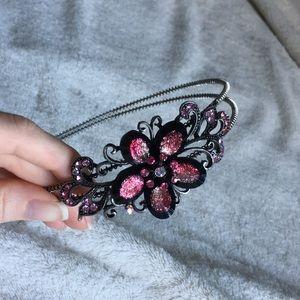 Accessories - 🌸HØST•PĮÇK Boho Metal Jeweled Headband