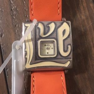 Brand new with tags Lucky brand watch.