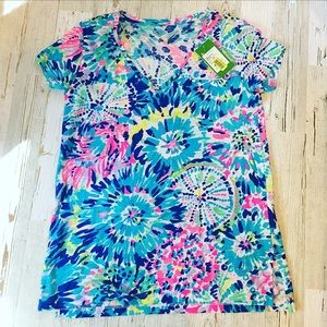 Lilly Pulitzer Michelle Tee