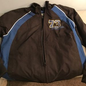 Athletech jacket size 10/12 large