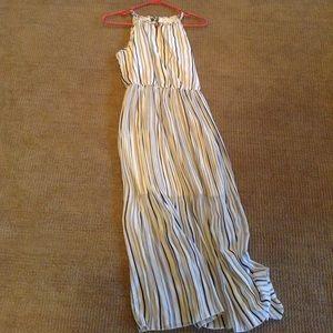 A maxi dress.