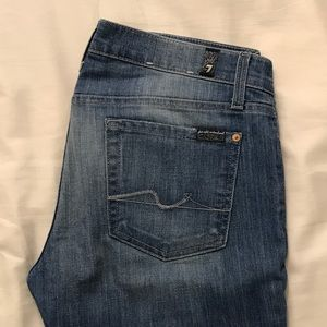 7 For All Mankind Guenevere Skinny