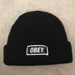 Obey Beanie OS