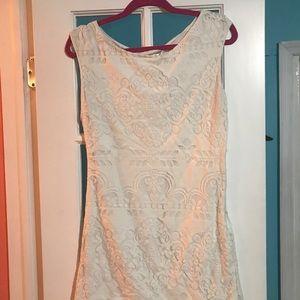 White Max Studio Dress