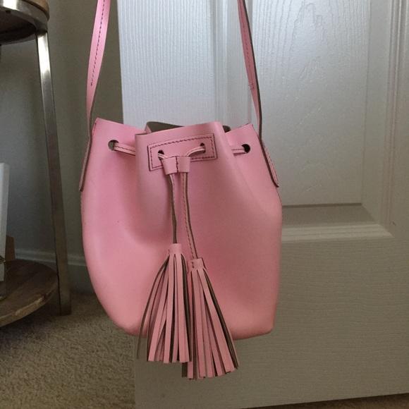 J. Crew Handbags - J.Crew small bucket bag