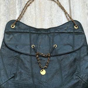 Gorgeous Maison Mayle Hobo Bag in black