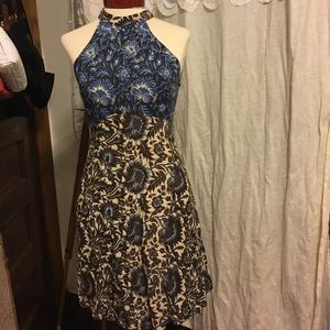 Gorgeous patterned Urban Outfitters dress