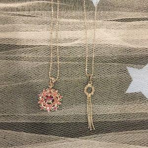 Jewelry - ✨💕PRICE DROP💕✨necklace bundle✨