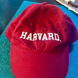Harvard baseball hat. New
