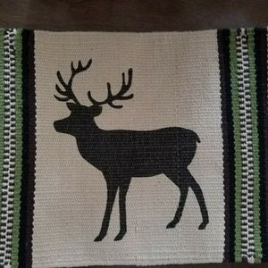 Deer Placemats (Set of 4 Placemats)