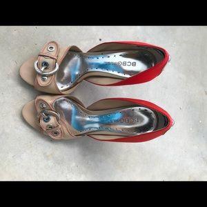 BCBG heel