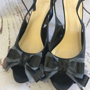 Kate Spade Bow Heel