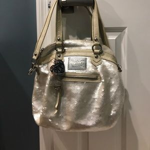 Coach CrossBody Poppy Satchel