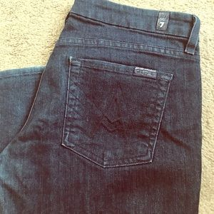 "7 FOR ALL MANKIND Lexi ""A"" Pocket Jeans"