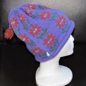 Turtle Fur Hat Poppy Gall Gardening Pattern
