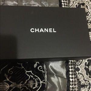 Chanel L flap Wallet