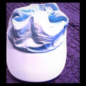 Nike featherlight women's hat, light blue