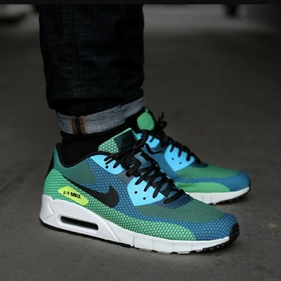 brand new 8e6c1 28f80 Nike Air Max 90 Jacquard Mens Sneakers. M 59c45b195c12f84efe00729f